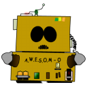 Cartman-AWESOM-O icon