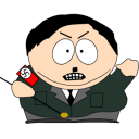 Cartman Hitler icon