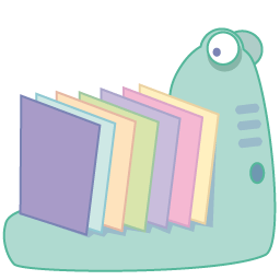 Monster folder icon