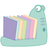 Monster-folder icon