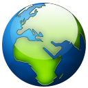 Globe terrestre 2 icon