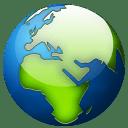 Globe terrestre 2 icon