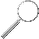 Loupe icon