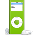 iPod nano vert icon