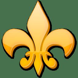 Fleur lys icon