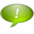 Chat-vert icon