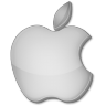Apple-grey icon
