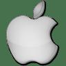Apple-grey icon