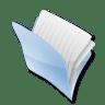 Dossier-cache icon