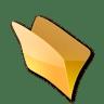 Dossier-jaune icon