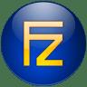 Filezilla-bleu icon