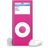 IPod-nano-rose icon