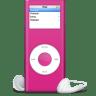 IPod-nano-rose icon