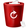 Bin-red icon