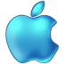 Apple-Blue icon