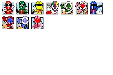 Sentai Icons