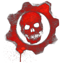Gears of War Skull 2 icon