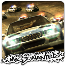 NFS Most Wanted 4 icon