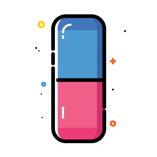 Rubber-eraser icon