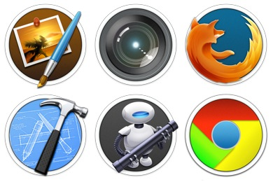 My Mavericks Part 1 Icons