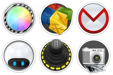 My Mavericks Part 2 Icons