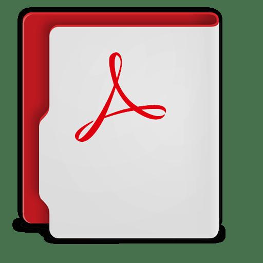 Adobe Acrobat CC icon