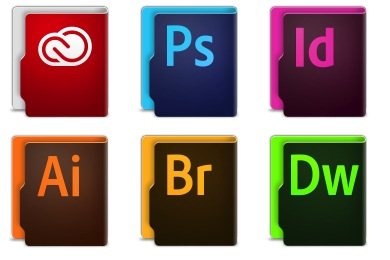 Aquave Adobe CC Icons