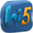 Hi 5 icon