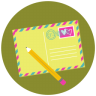 Write-Pencil-Mail icon