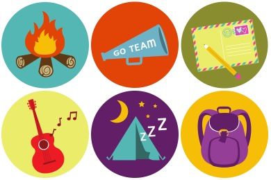 Brand Camp Icons