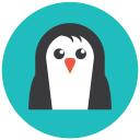 seo penguin icon