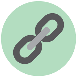 seo chain link icon