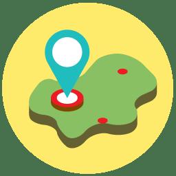Seo local icon