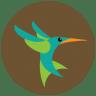Seo-hummingbird icon