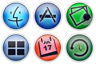 iTunes Unified Icons