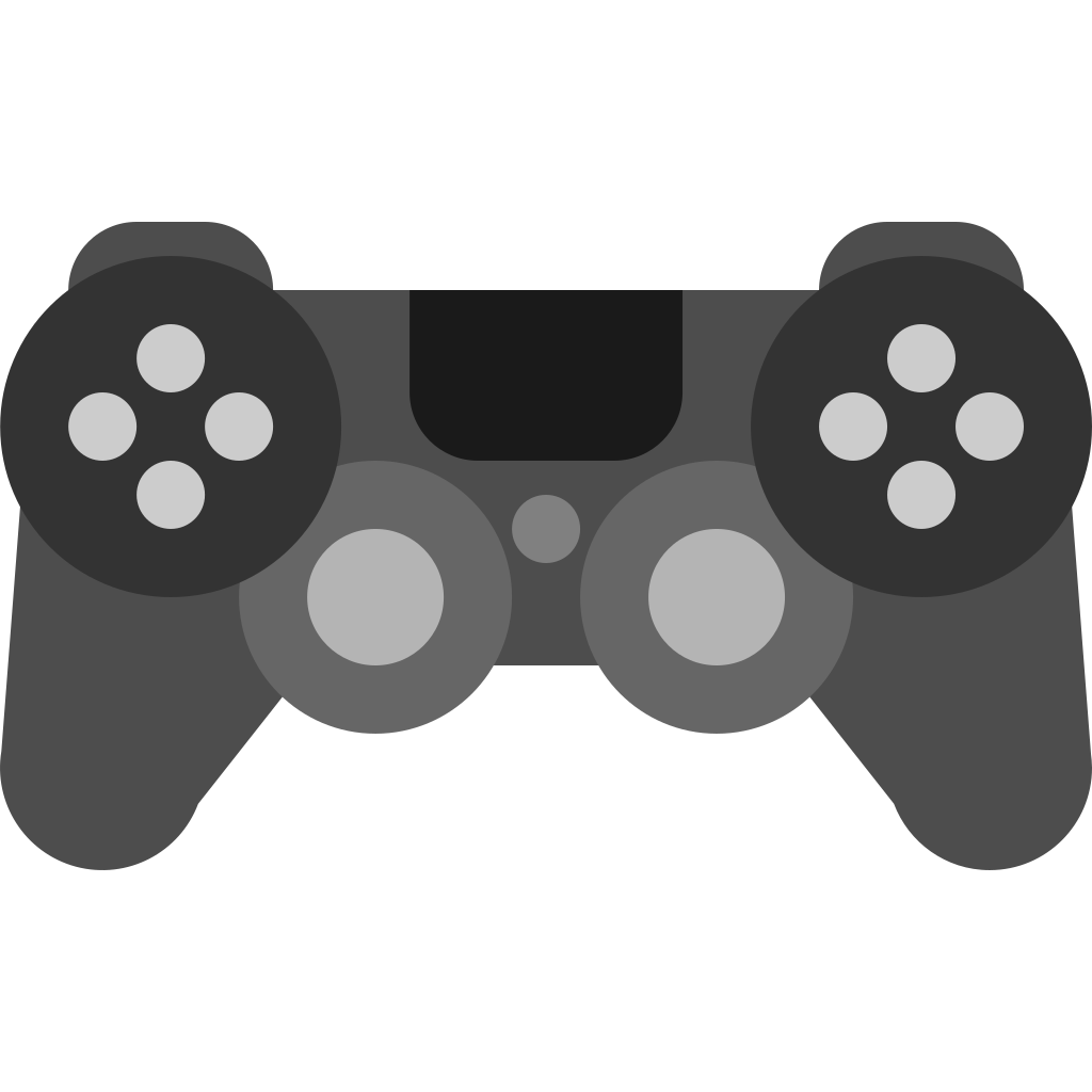 Ps4 controller Icon | Flat Free Sample Iconset | Squid Ink