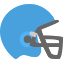 Football-helmet icon
