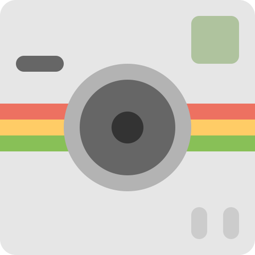 Polaroid-socialmatic icon
