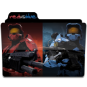RedvsBlue icon