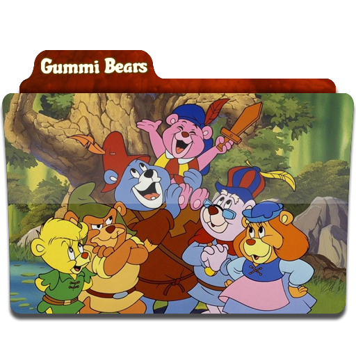 Gummi Bears icon