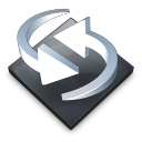 Settings Backup Sync icon