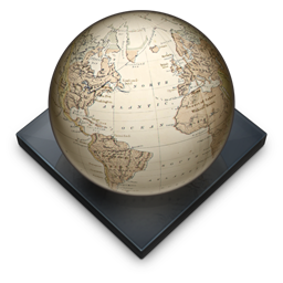 Settings Regional icon