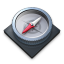 Settings Location icon