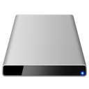 Gray-External icon