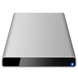 Gray External icon