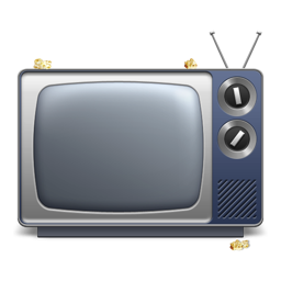 tv shows icon popcorn iconset thvg