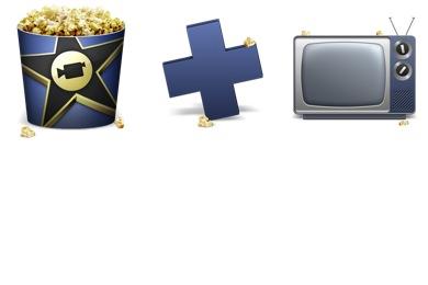 Popcorn Icons