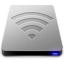 AirPort Disc Drive icon