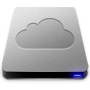 iDisk Drive icon
