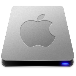Apple Drive icon